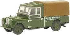 1/76 Land Rover Series 1