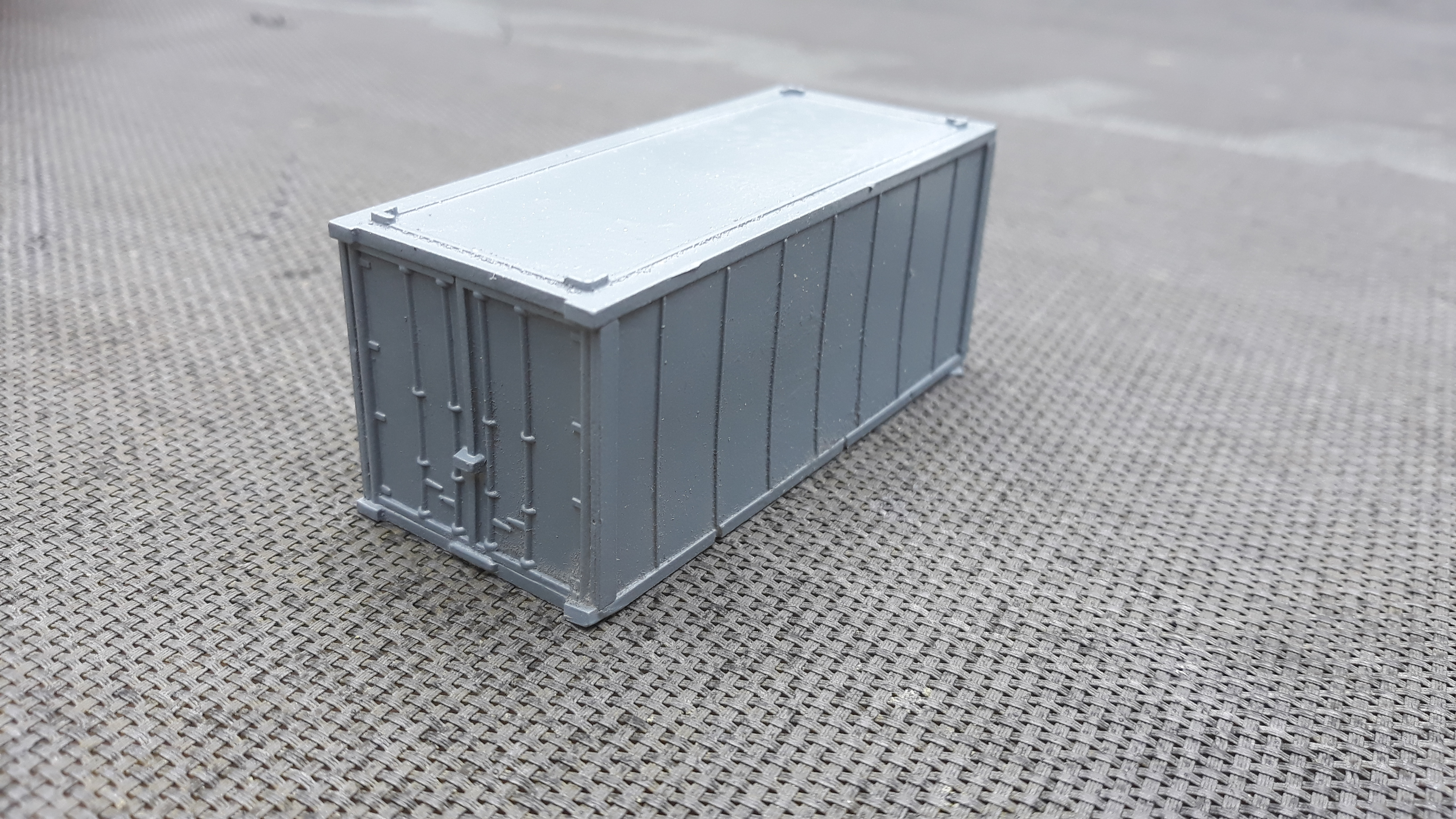 1/72 Shipping Container