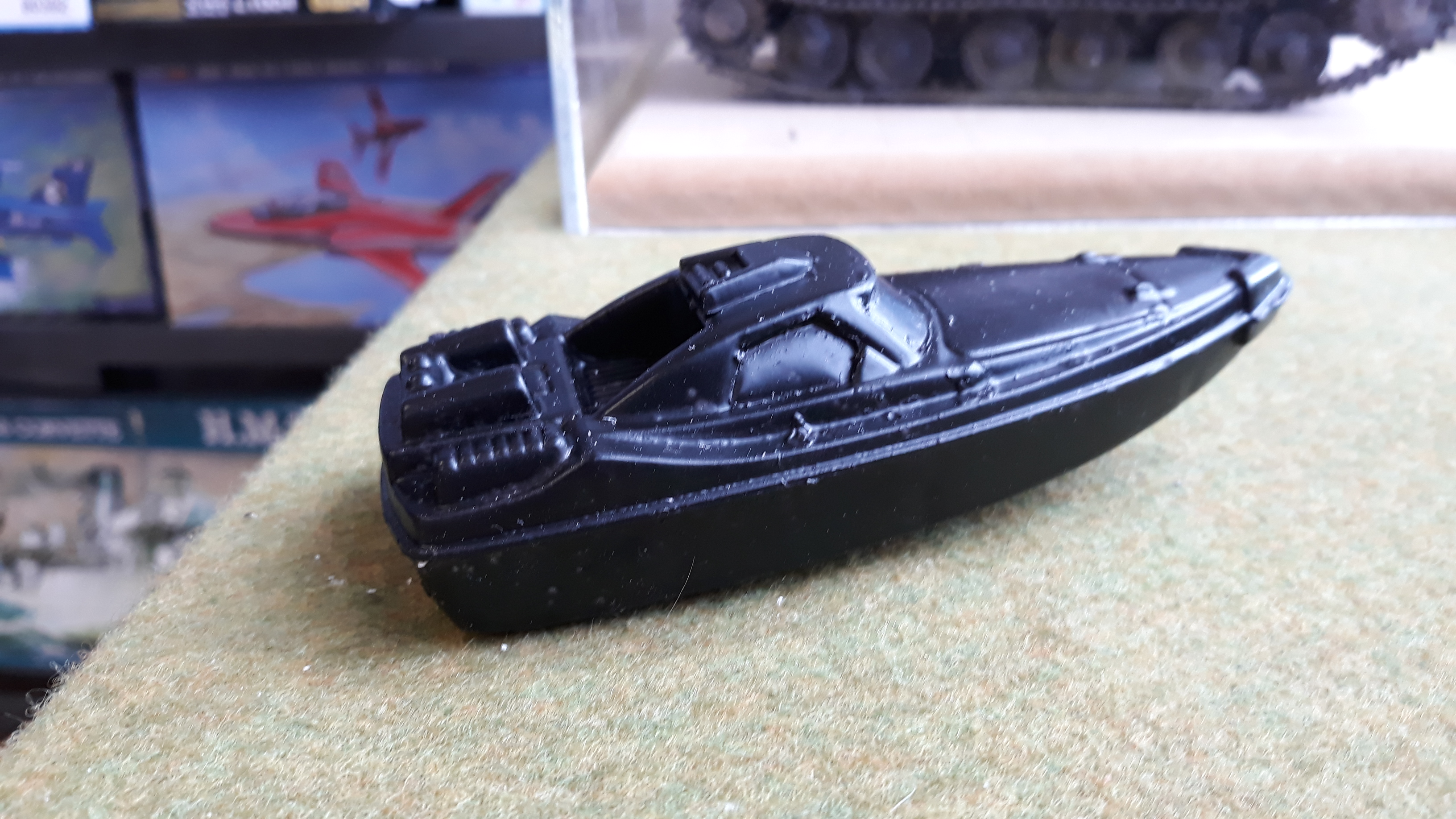 1/72 Speed Boat
