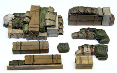 1/35 Sherman Engine Deck Set #11