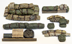 1/35 Sherman Engine Deck Set #9