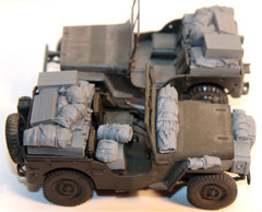 1/35 Willy's Jeep Set #1